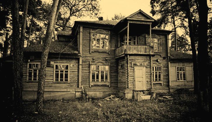 Необъяснимые явления старинного дома