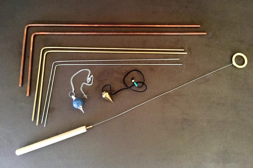Инструменты для лозоходства